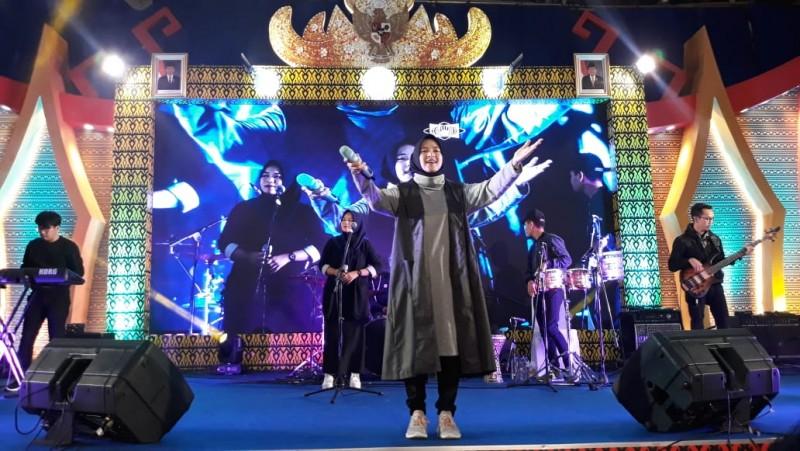 Sabyan Gambus Semarakan Penutupan Festival Ekonomi Syariah (Fesyar)