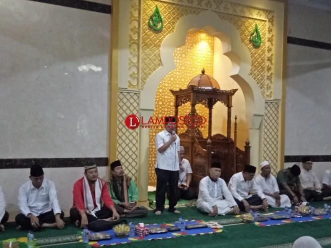 Safari Ramadan, Herman HN Singgung Politik dan Bahaya Narkoba