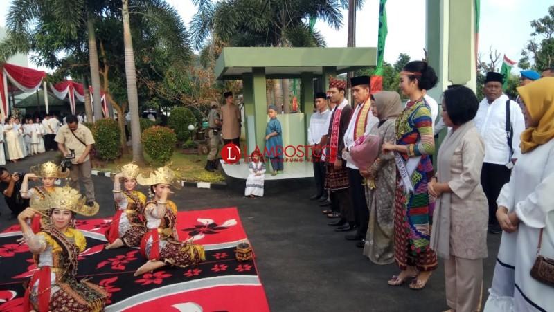 Safari Ramadan,Pangdam II Sriwijaya Ajak Jaga Persatuan dan Kesatuan
