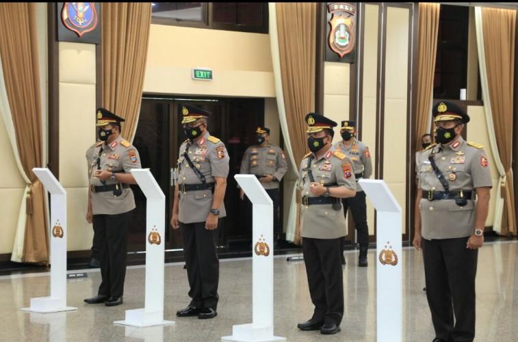 Sah, Irjen Hendro Sugiatno Jabat Kapolda Lampung