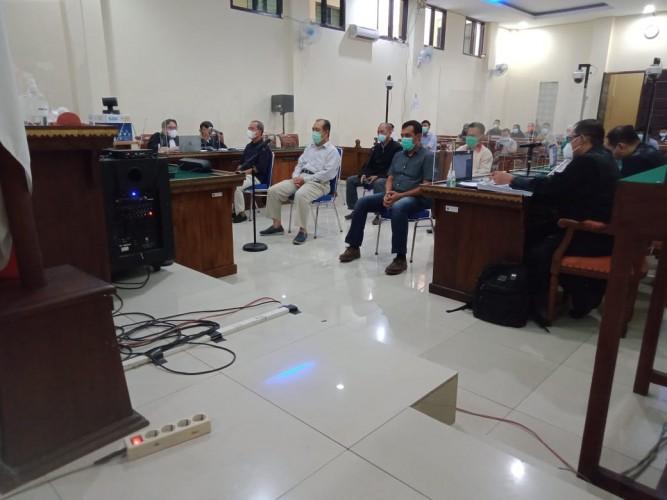 Saksi Kasus Mustafa Beberkan Kongkalikong Bayar Utang lewat Proyek