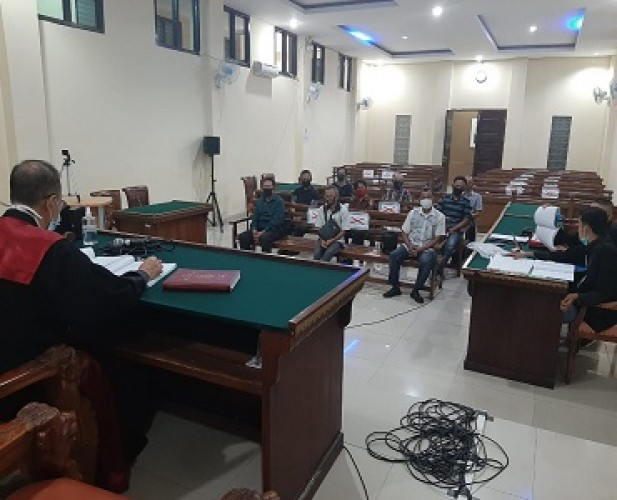 Saksi Sebut Kepala Desa Talang Jembatan Tidak Transparan Dalam Penggunaan DD