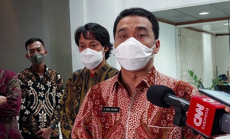 Salat Jumat Ditiadakan di Jakarta