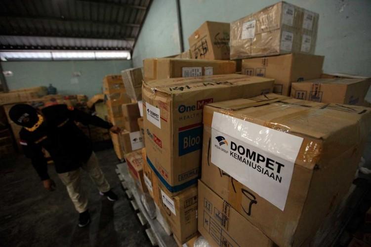 Saldo Dompet Kemanusiaan Media Group Capai Rp49,7 Miliar