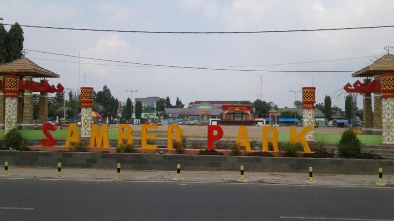 Samber Park Jadi Lokasi Aneka Hiburan