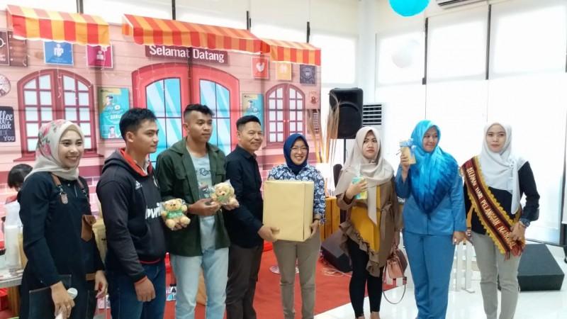Sambut Hari Pelanggan, BPJSTK Bandar Lampung Sulap Kantor Ala Kafe