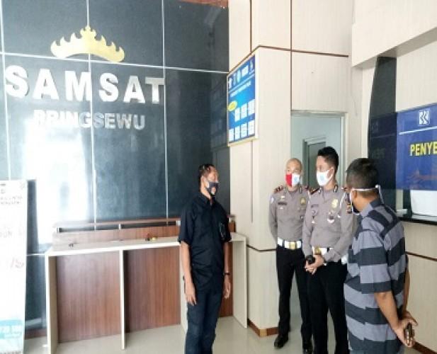 Samsat Pembantu Pringsewu segera Menjadi Samsat Penuh