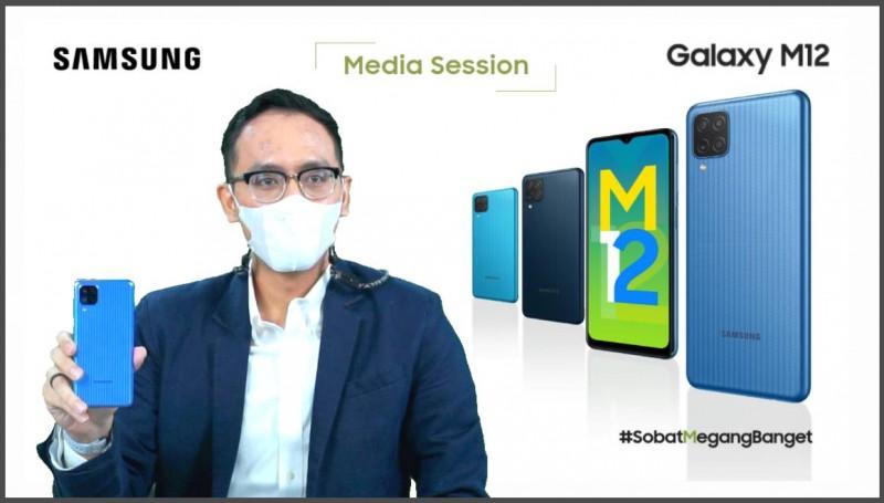 Samsung Gelar <i>Flash Sale</i> Galaxy M12