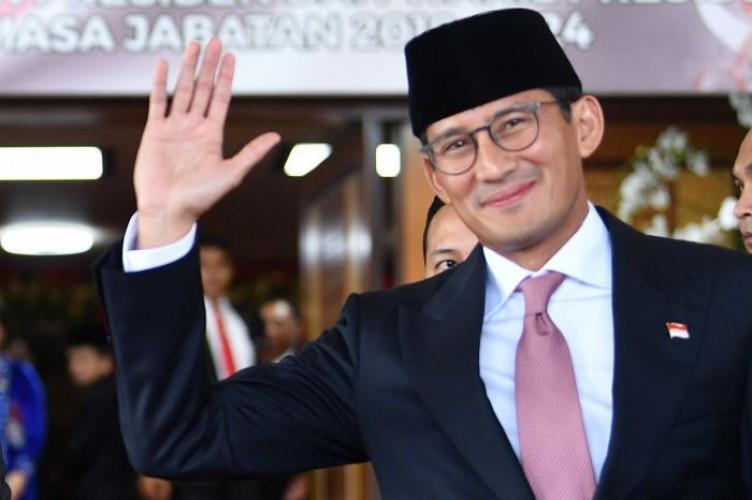 Sandiaga Yakin Cita-cita Presiden Jokowi Tercapai