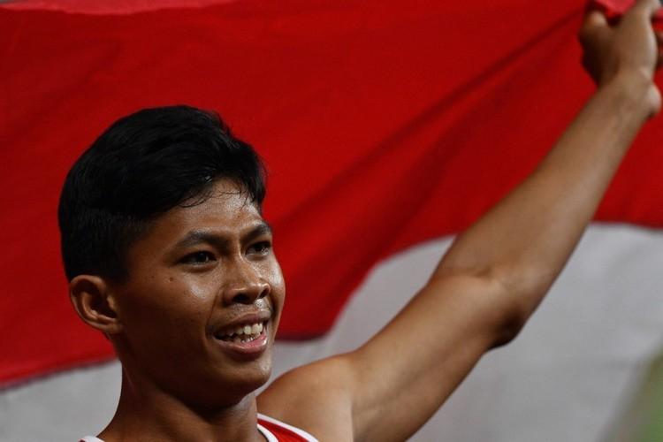 Saptoyogo Sumbang Medali Perunggu di Paralimpiade Tokyo