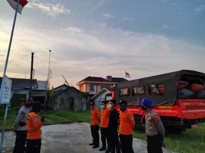 SAR Lampung Siap Lanjutkan Pencarian ABK yang Terjatuh di Perairan Lamtim