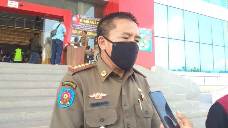 Sat Pol PP Bandar Lampung Siapkan 500 Anggota Pengamanan Nataru