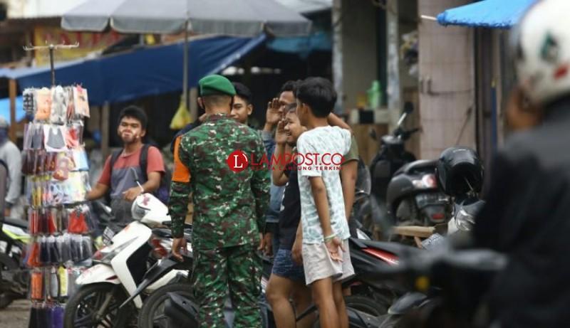 Satgas Covid-19 Bandar Lampung Belum Bisa Terapkan Sanksi Kerja Sosial