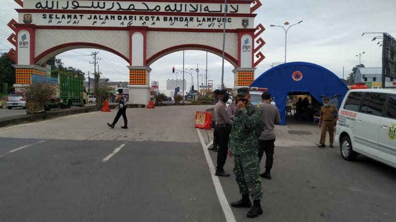 Satgas Covid-19 Kota Siaga 24 Jam di Posko Rapid Test