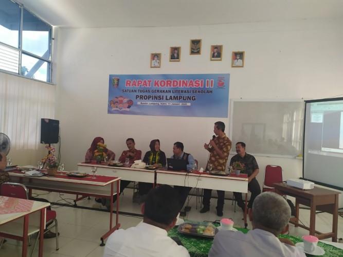Satgas GLS Adakan Rakor Bahas Teknis Pelaksanaan Jambore