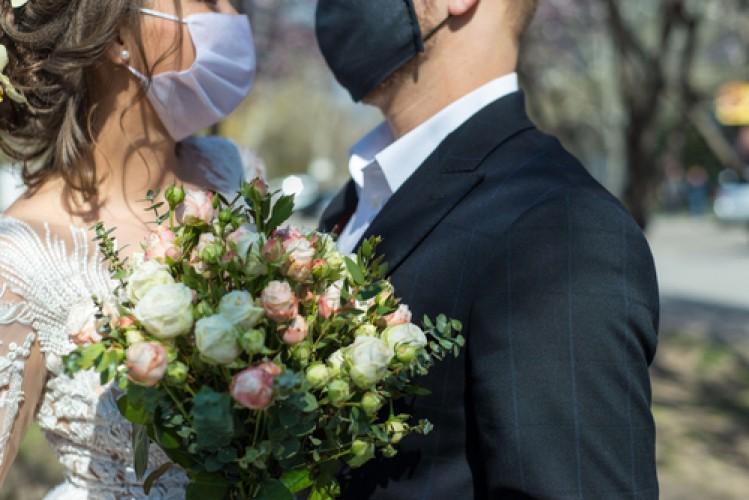 Satgas Jelaskan Protokol Kesehatan Resepsi Pernikahan