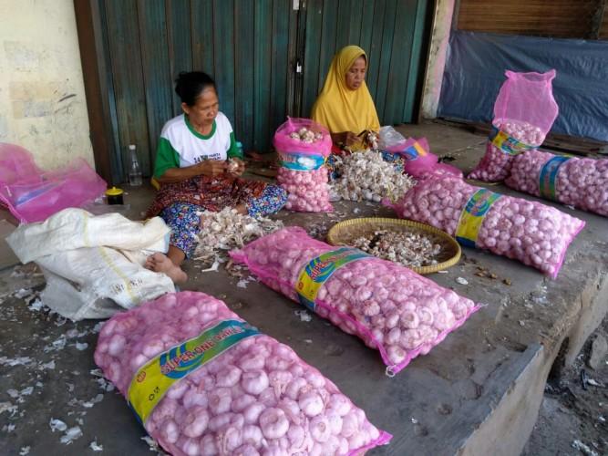 Satgas Pangan Polda LampungDiminta Awasi Spekulan Bawang Putih