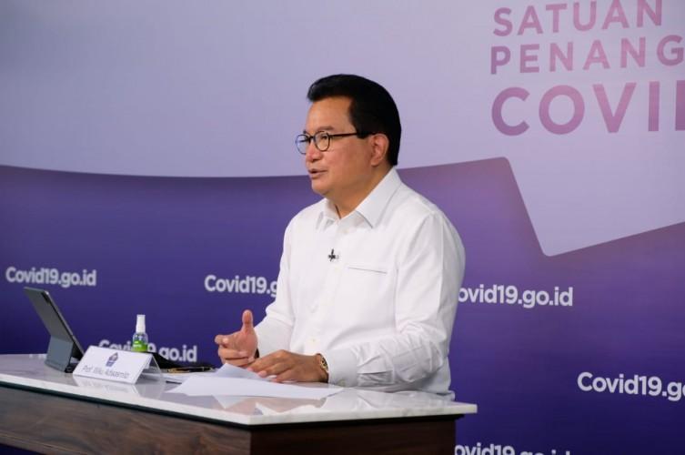 Satgas Sebut Kasus Covid-19 di Indonesia Meningkat karena Dua Faktor Ini