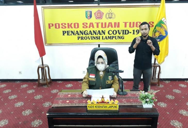 Satgas Tracking 150 Orang Kontak Erat dengan Wabup Way Kanan