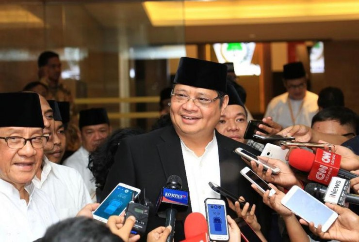 Satkar Ulama Indonesia Sebut Airlangga Sosok Tepat Calon Presiden