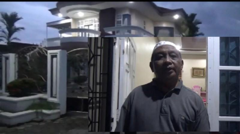 Satroni Rumah Mewah di Meraksaaji, Pencuri Gasak Rp400 Juta dan 50 Gram Emas