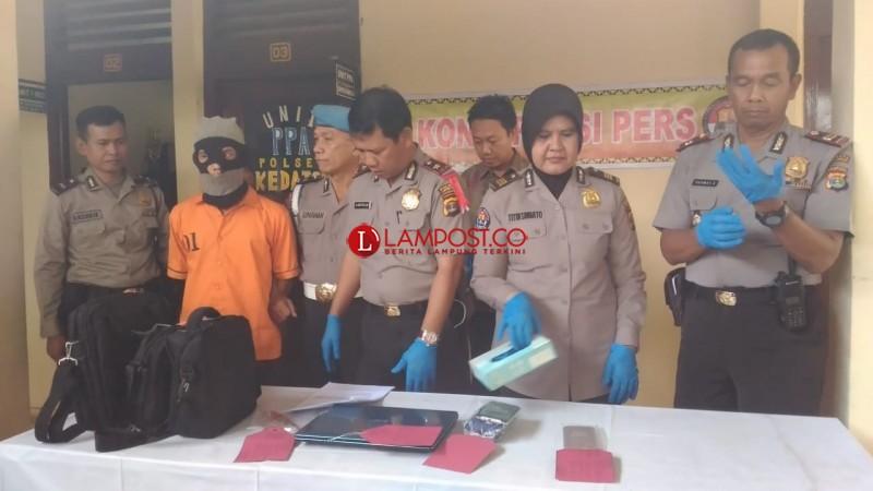 Satu Dari Tiga Kawanan Pembobol Rumah Ditangkap