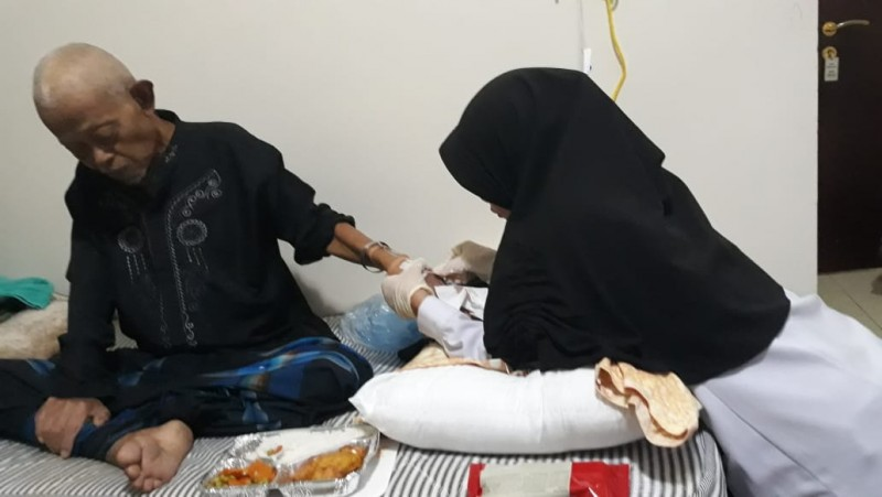 Satu Jemaah Haji Asal Tulangbawang Wafat di Tanah Suci