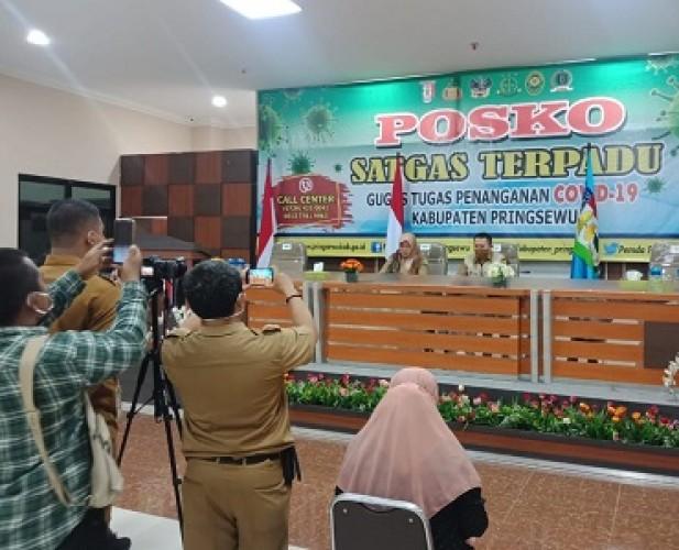 Satu Kasus Baru Covid-19 di Pringsewu Sepulang dari Jakarta