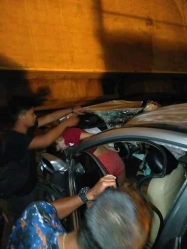 Satu Korban Tewas di JembatanEmas Ternyata Warga Lampung