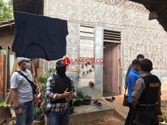 Satu Lagi Terduga Teroris Jaringan JAD Ditangkap di Lampung