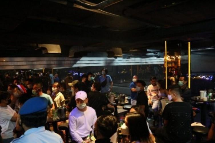 Satu Pengunjung Bar di PIK yang Disegel Positif Narkoba