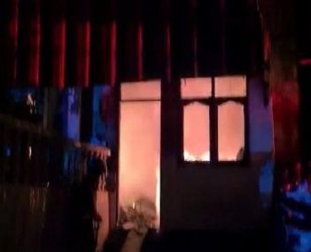 Satu Rumah di Kotabaru Terbakar