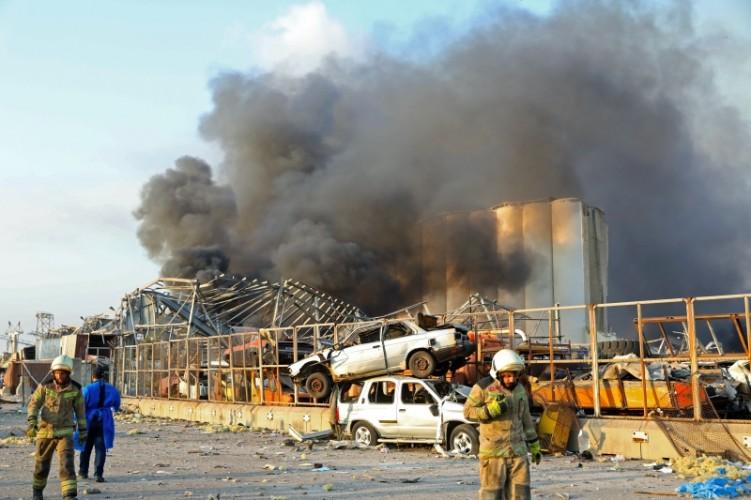 Satu WNI Terluka dalam Ledakan di Lebanon