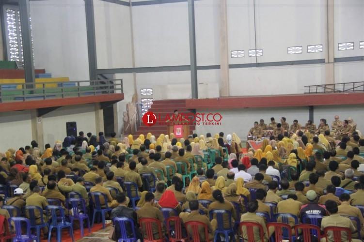 Satuan Pendidikan Diminta Tingkatkan Minat Baca Siswa