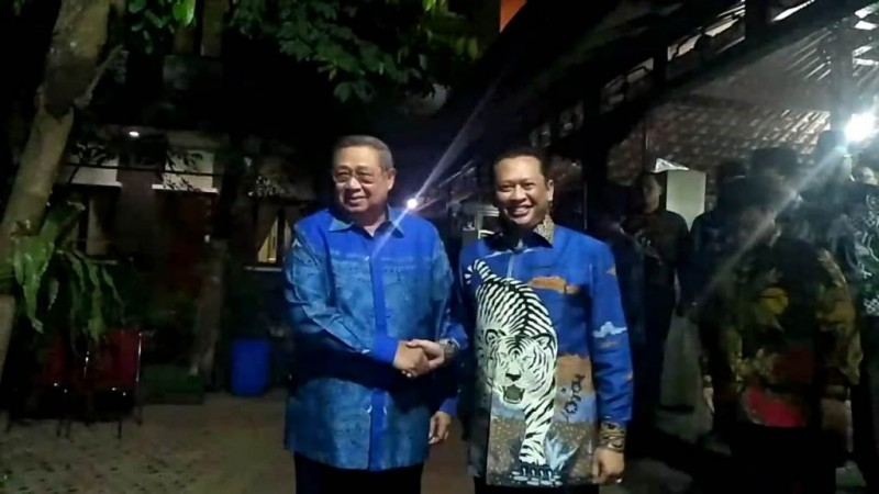 SBY Bakal Hadiri Pelantikan Jokowi-Ma'ruf