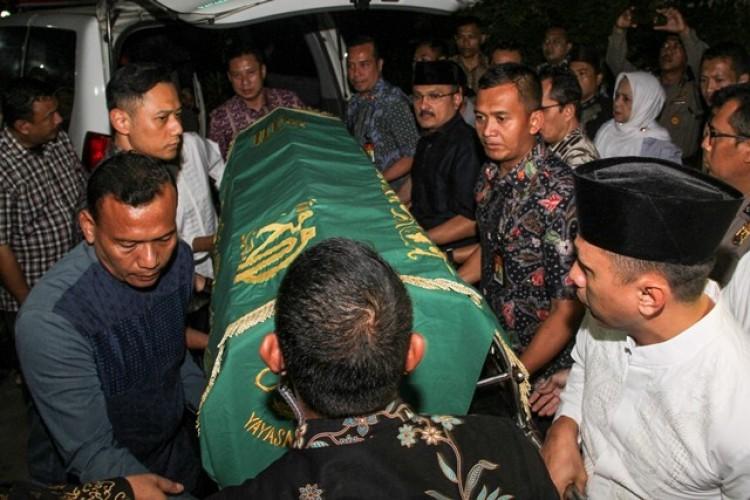 SBY Sebut Tahun Ini Ujian Terberat Keluarga