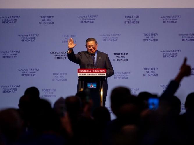 SBY Pelototi Angka Pengangguran di Indonesia