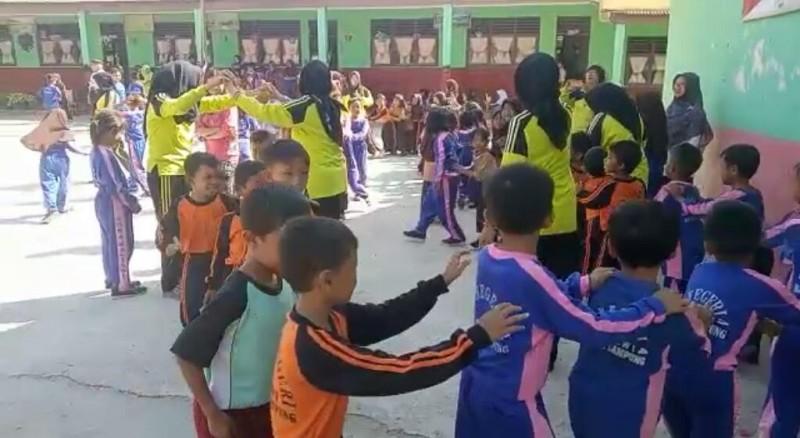 SDN 4 Kaliawi Perkenalkan Sekolah Ramah Anak