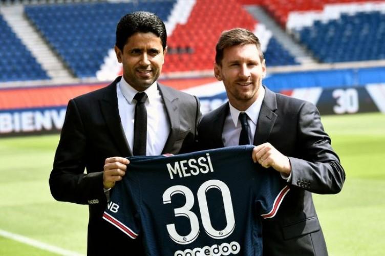 Sebagian Gaji Messi di PSG dalam Bentuk Token