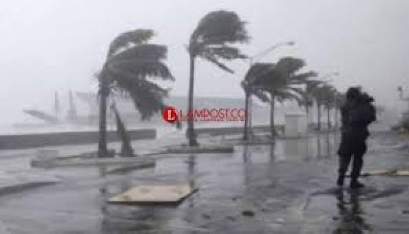 Sebagian Wilayah Lampung Berpotensi Hujan Disertai Angin Kencang