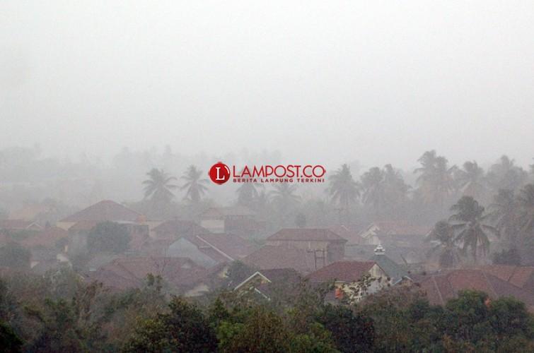Sebagian Wilayah Lampung Berpotensi Hujan Lokal