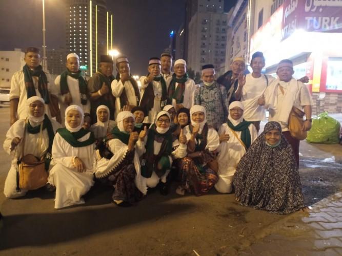 Sebelum Pulang ke Tanah Air, Jemaah Haji Laksanakan Tawaf Wada