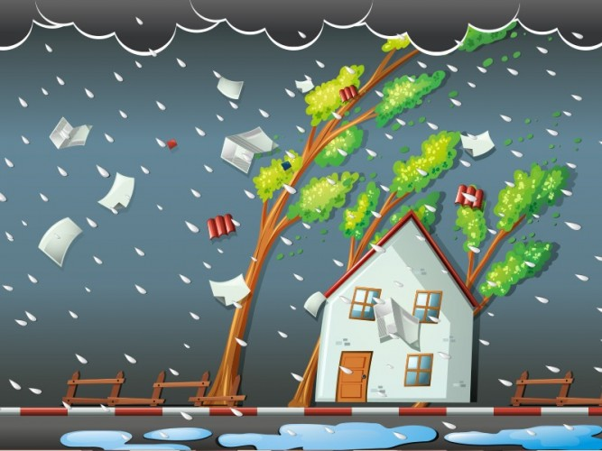 Sejumlah Daerah Diperkirakan Dilanda Cuaca Buruk
