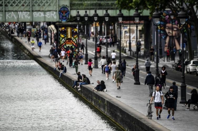 Sejumlah Negara Eropa Bersiap Buka Kembali Perekonomian
