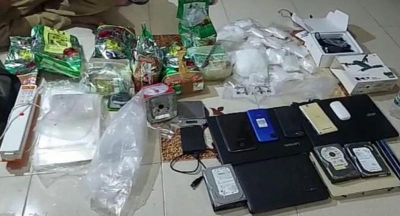 Sejumlah Orang Ditangkap Terkait Kasus 7 Kg Sabu