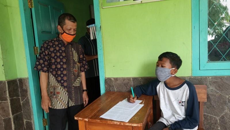 Sejumlah SMP Swasta di Bandar Lampung Tak Kebagian Murid