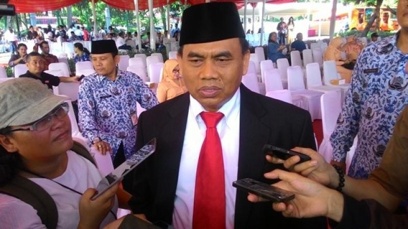 Sekda DKI Jakarta Saefullah Meninggal Akibat Covid-19