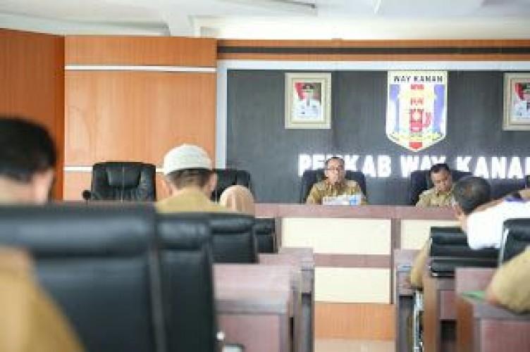 Sekda Waykanan Buka Forum KonsultasiPublik Penyusunan Rancangan Awal RKPD
