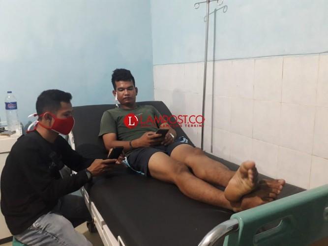 Sekelompok Pemuda Jadi Korban Penembakan di Pahoman