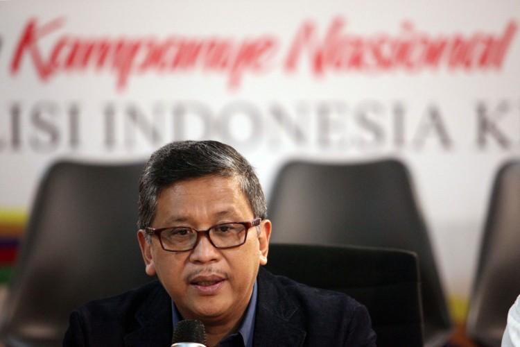 Sekjen PDIP Hasto Kristiyanto Penuhi Panggilan KPK